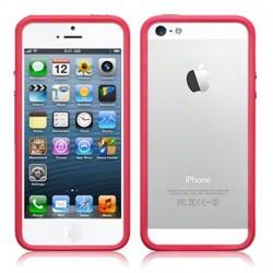 Bumper rouge pour  iPhone 5