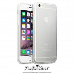 Coque gel pour iPhone 6 transparente cristal