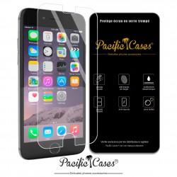 Film protection écran en verre trempé pour iPhone 6 Plus marque Pacific Cases®