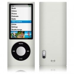 Coque silicone blanc pour iPod Nano 5