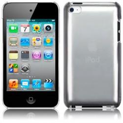 Coque cristal transparente pour iPod Touch 4