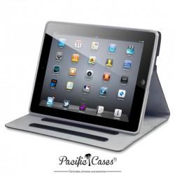 étui pour iPad Mini noir fonction stand marque Pacific Cases®
