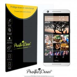 Film de protection écran en verre trempé pour HTC Desire 626