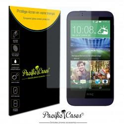Film de protection écran en verre trempé pour  HTC Desire 510