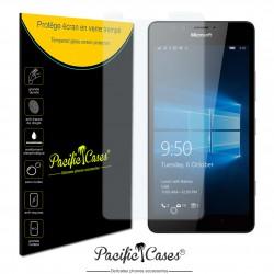 Film de protection écran en verre trempé pour Microsoft Lumia 950