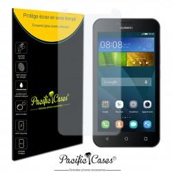 Film de protection écran en verre trempé pour Huawei Ascend Y5