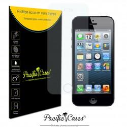 Film de protection écran en verre trempé pour iPhone 5s