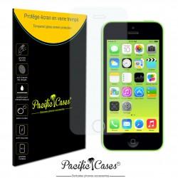 Film de protection écran en verre trempé pour iPhone 5c