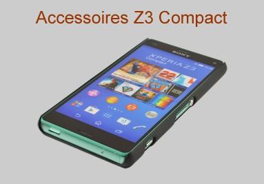 accessoires xperia z3 Compact